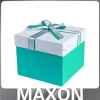 Most people use good looking beautiful gift box China's factory