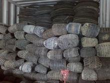 Baled Scrap tyres