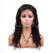 darkest brown premium naturally top quanlity fashion texture full lace wig