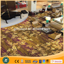2015 High Quality Popular Cheaper Axminster Commercial Hotel Carpet