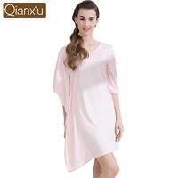 Qianxiu Chinese top brand pjs sexy night sleeping dress