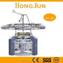 Single Jersey Knitting machine for making Pique with Lycra