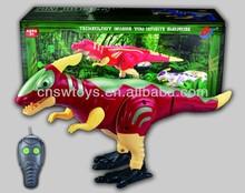 Caliente!!! rc r dinosaurio/c r de los animales/c dinosaurios con cargador de juguete del rc juguetes de los animales
