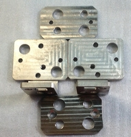 rapid prototyping stampings/ABS/PC/PMMA/ metal parts