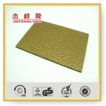 Jiefenglong 100% material multifunctional UV embossed polycarbonate sheet