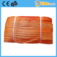 Polyester webbing sling CE and GS certification , Affordable factory price