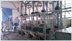High Quality 10t/d machine for making corn flour and price white corn flour