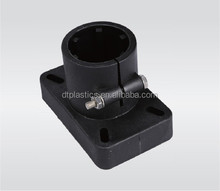 Support bracket roller guide bracket support base for conveyor