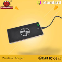 portable wireless charging smartphone power source