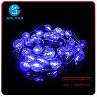 230V outdoor use LED festoon fairy string light for Christmas decoration