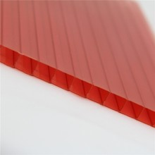 Good service factory directly polycarbonate China polycarbonate hollow sheet supplier plastic roofing