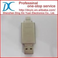 3 in 1 i flash drive u disk mobile phone usb flash drive for iPhone 5 5s 6 Plus iPad Mini PC IOS