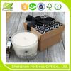 small kraft paper candle gift box