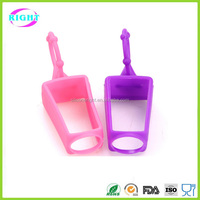 hot promotional items silicone hand sanitizer cover