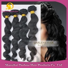 Cheap Virgin Brazilian Loose Deep Wave Hair Weave