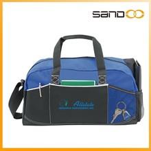 Custom Fashional Sport duffel bag boy , Cheap men rolling duffel bag