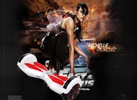 2 wheels self balancing hybrid electric scooter with 4 led light and blutooth speaker and remoter Led light Drifting Hover Board