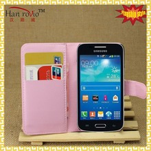 mobile leather case for Samsung Galaxy Trend 3 G3502 G3500, 100% suitable for Samsung Galaxy Trend 3 phone covers