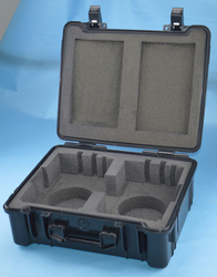 IP68 Hard Plastic Professional Safety Equipment Protective Case