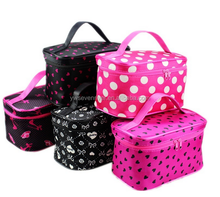 Wholesale korean large cosmetic bag