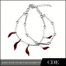 Bijouterie 2014 Crystal Bracelet With Charm