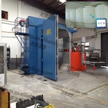 plastic injection molding machine for water tank