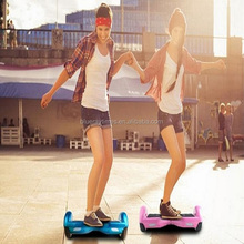 2015 CE FCC RoHS 2 wheel self balancing scooter electric ironing board electric scooter 350 watt motors with led light