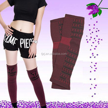 Magnetic therapy warm jacquard woven leg warmers ZJ-S000LE