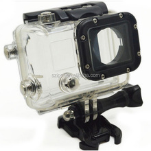 LCD Version Go pro Waterproof Housing, for Go Pro He ro 3 with LCD. 30-Meter Waterproof, go pro accessories