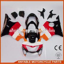 2014 newest hot selling for HONDA 04-07 cbr600rr fairing covers for HONDA 04-07 cbr600rr