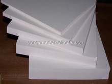 building material white 4x8ft pvc celuka board with different density