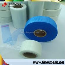 60g Adhesive fiberglass mesh drywall tape made in china