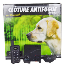 New version 1200m Remote dog trainer dog fence system training up to 3 dogs