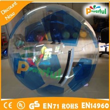 new sport crazy big plastic hamster ball toys/water walking balls for sale