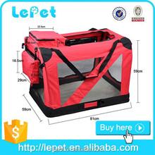 Soft-Sided Cat/ Dog Pet Carrier Bag wholesale pet carrier/airline pet carrier