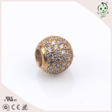 Top Quality New Arrival Silver Spacer Beads Accessories
