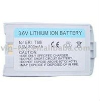 Shenzhen factory made battery for sony ericsson T68/T68i /BST-14