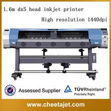 1.6m YF-1700S DX5/DX7 head eco solvent inkjet printer