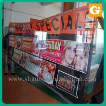 Outdoor Mesh Banner For Promotional Custom Size Digital Printing