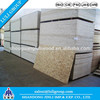 OSB3,OSB 4(Oriented Strand Boards)with wood grain melamine film faced