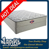 wholesale King size high quality natures bamboo cot bed mattress
