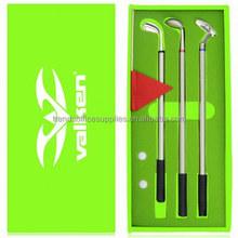 3 pen pencil set, golf pen and pencil sets, ballpoint pen and pencil set