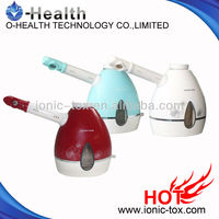 2013 new products good for your face in home facial steamer beauty parlor