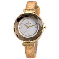 New design leather watch women SKONE 9357 ladies watches fashion wrists