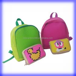 backpack manufacturers cute kids backpack school bag nylon