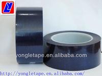 Transparent Blue PCB PVC Protective Tape