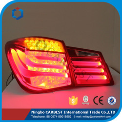 High Quality Led tail Light for Cruze 2010-2014 Red Color
