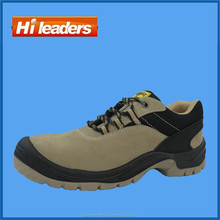 2015 New Style Suede leather Safety Shoe made in China