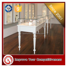 Hot sale High end new interior design ideas mdf jewellery shops interior design images display stand