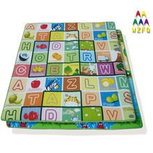 Soft care baby play mat for kids play